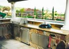 backyard kitchen designs ideas in patio with outdoor kitchen grills for built bbq grill and outdoor kitchen appliances