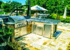 backyard kitchen designs ideas to build small outdoor kitchen grills with outdoor kitchen appliances