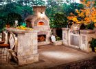 backyard kitchen designs ideas with outdoor kitchen grills with fireplace how to building outdoor kitchen island