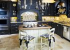 black kitchen cabinets in traditional kitchen black cabinets white island design for best cheap black kitchen cabinets doors refacing