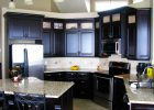 black kitchen cabinets white granite countertops ideas for black kitchen cabinet refacing with cheap kitchen cabinets