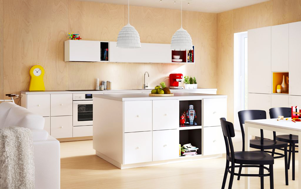 contemporary-kitchen-cabinets-ikea-a-bright-kitchen-ideas-with-cheap-lowes-kitchen-cabinets-in-new-white-kitchen-cabinets