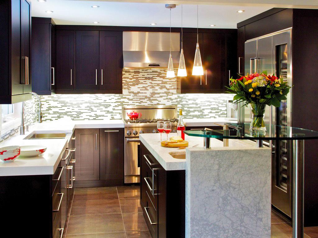 contemporary-kitchen-designs-ideas-for-small-kitchen-designs-with-modern-black-kitchen-cabinet-designs