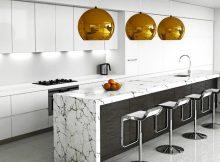 Contemporary Kitchen Designs Ideas In White Kitchen Cabinet Designs