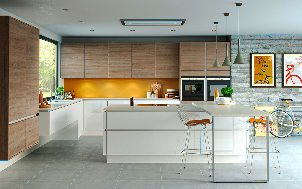 Kitchen Remodeling Design Ideas Inspiration: How To Remodel A Contemporary Kitchen Designs