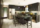 cost to remodel kitchen cabinets remodels for black kitchen cabinets with black kitchen island designs