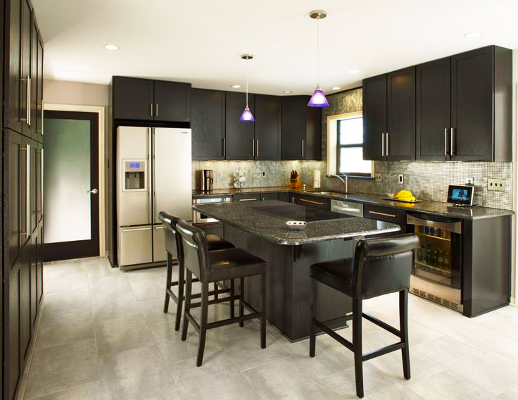 cost-to-remodel-kitchen-cabinets-remodels-for-black-kitchen-cabinets-with-black-kitchen-island-designs