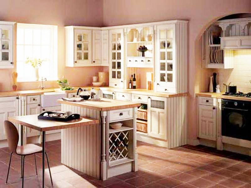 country-kitchen-design-for-kitchen-renovation-for-small-kitchen-designs-with-oak-wood-kitchen-cabinets