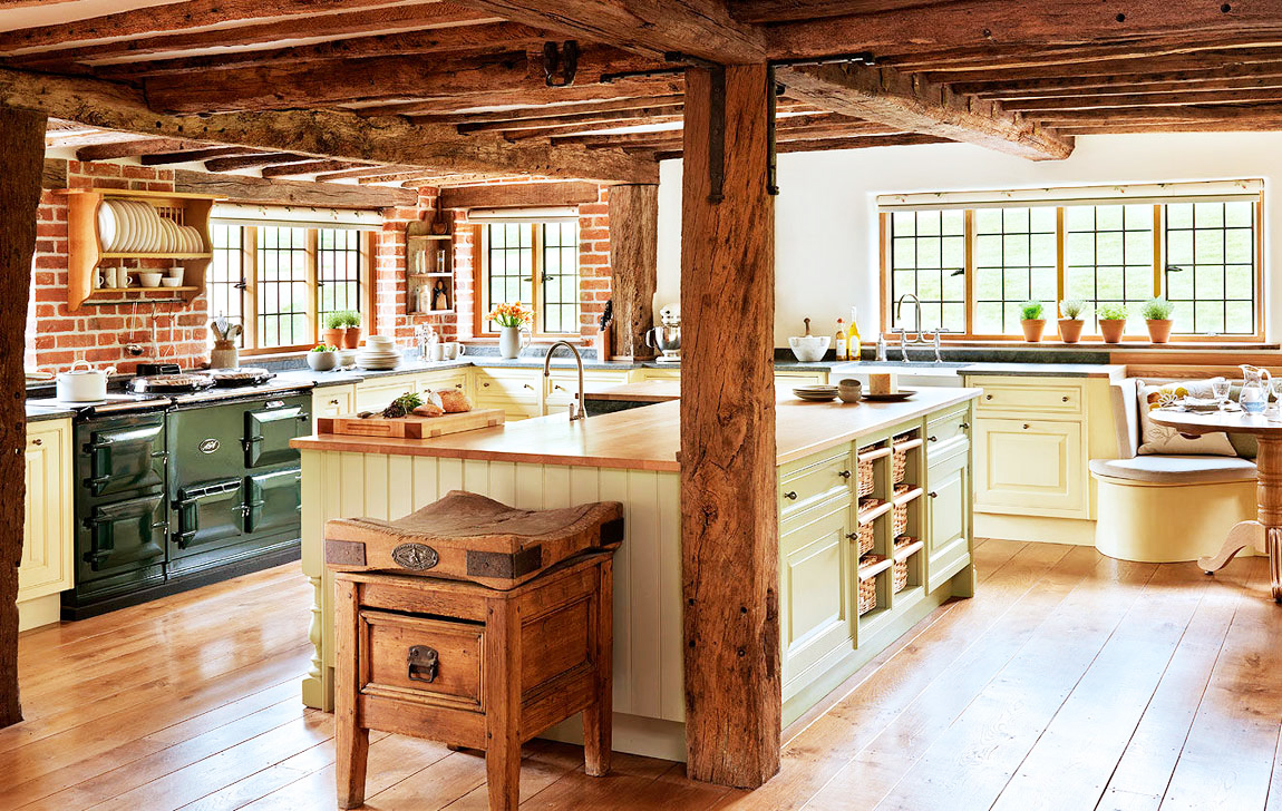 country-kitchen-design-for-vintage-french-country-kitchen-design-remodeling-ideas-with-large-kitchen-island-designs-with-oak-kitchen-design-pictures