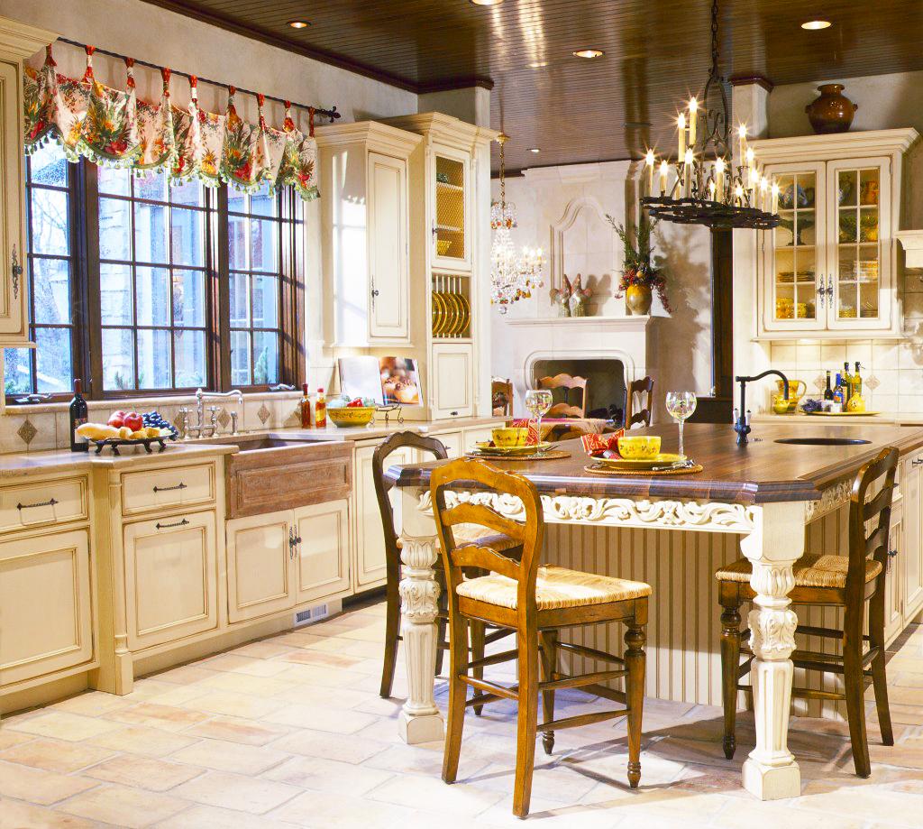 Best Country Kitchen Design | Roy Home Design