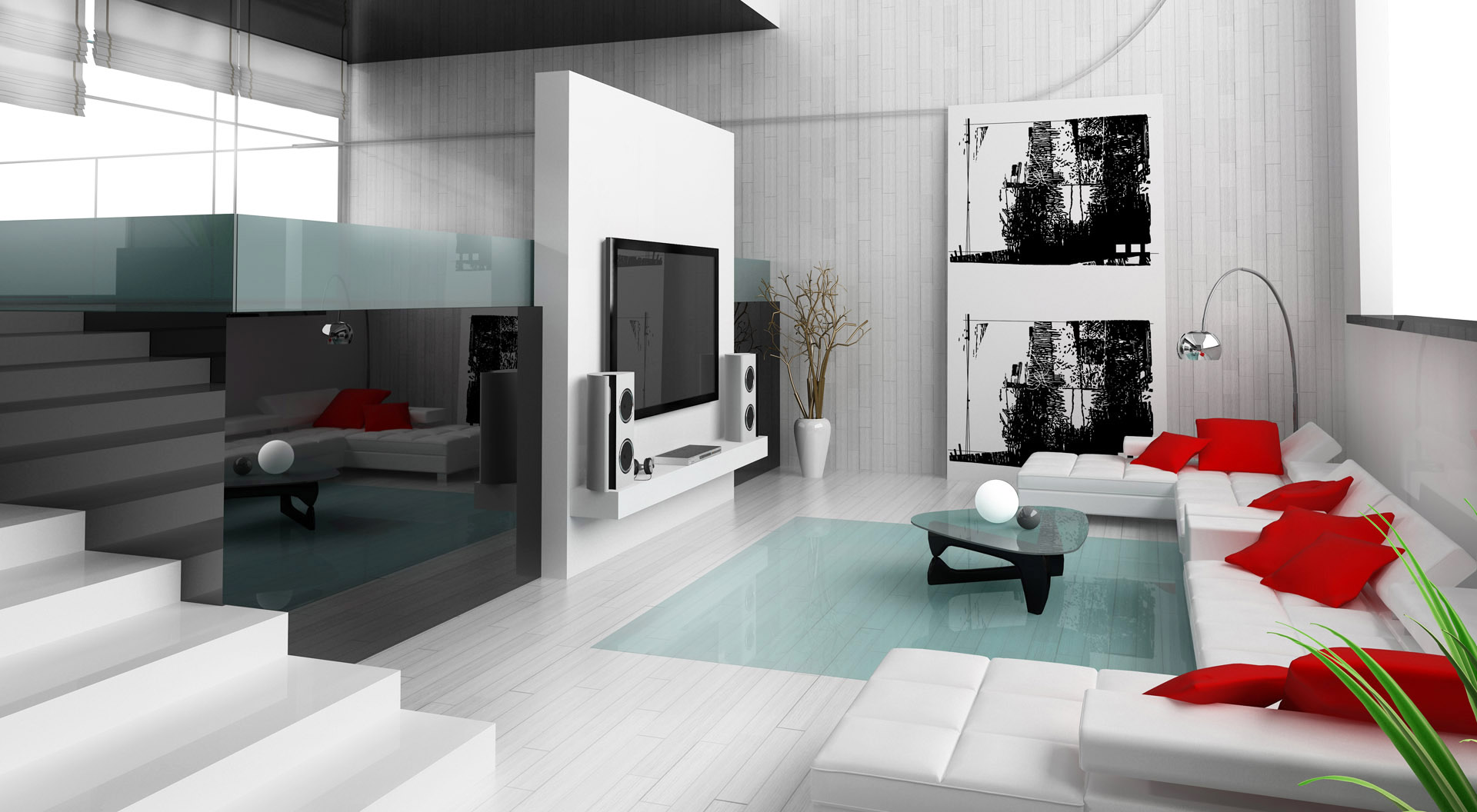furniture-for-modern-house-for-interior-modern-living-room-furniture-sets-with-white-sectional-sofa-and-wall-painting-for-living-room-design