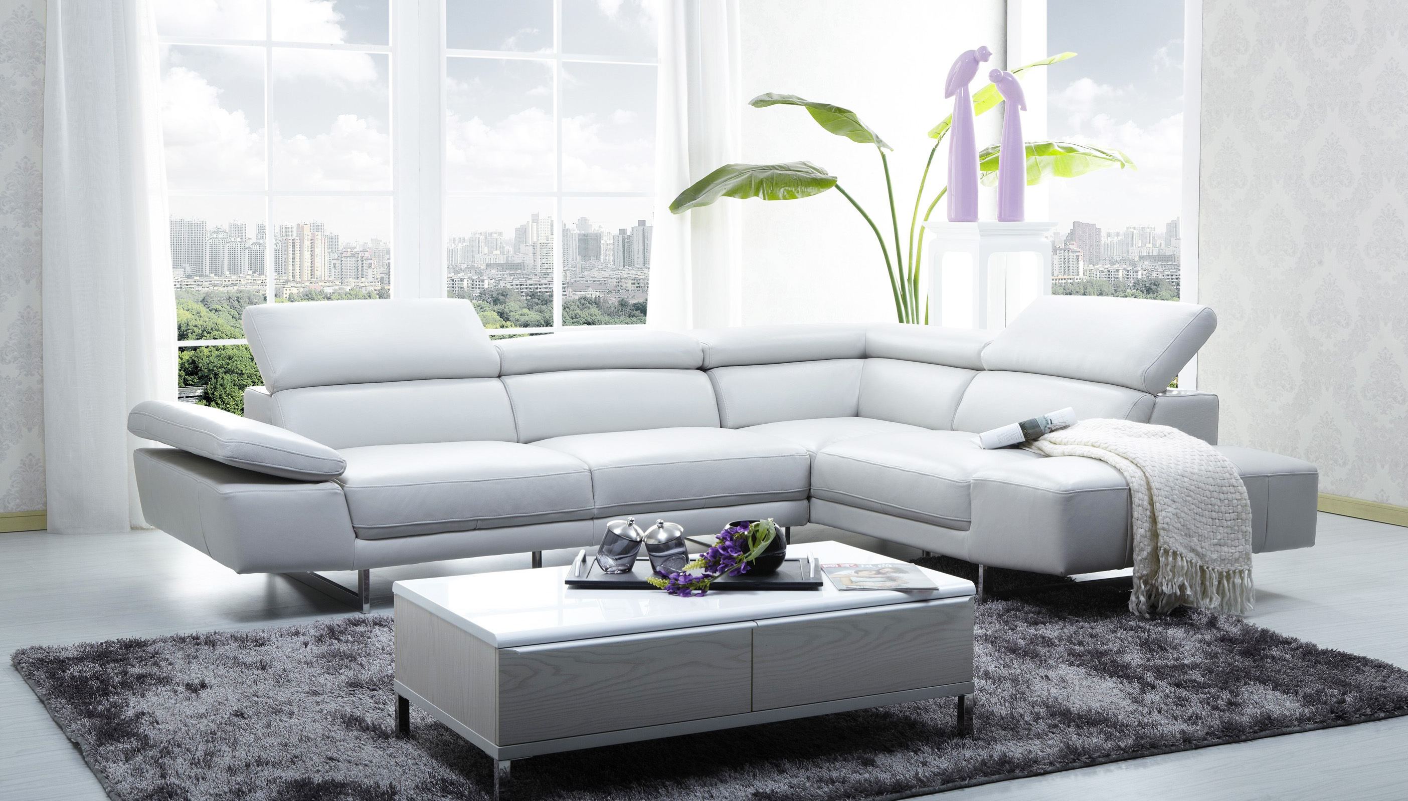 furniture-for-modern-house-for-modern-interior-living-room-furniture-sets-with-modern-white-sofa-also-rectangle-white-coffee-table-and-grey-rug-area-for-cozy-interior-living-room