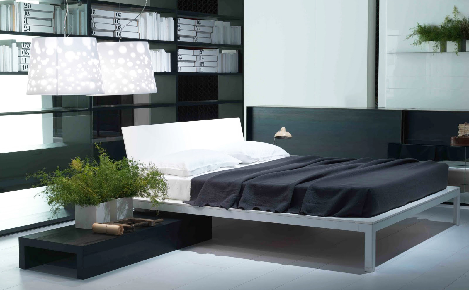 furniture-for-modern-house-in-black-and-white-bedrooom-furniture-decorations-ideas-with-queen-size-bed-modern-furniture