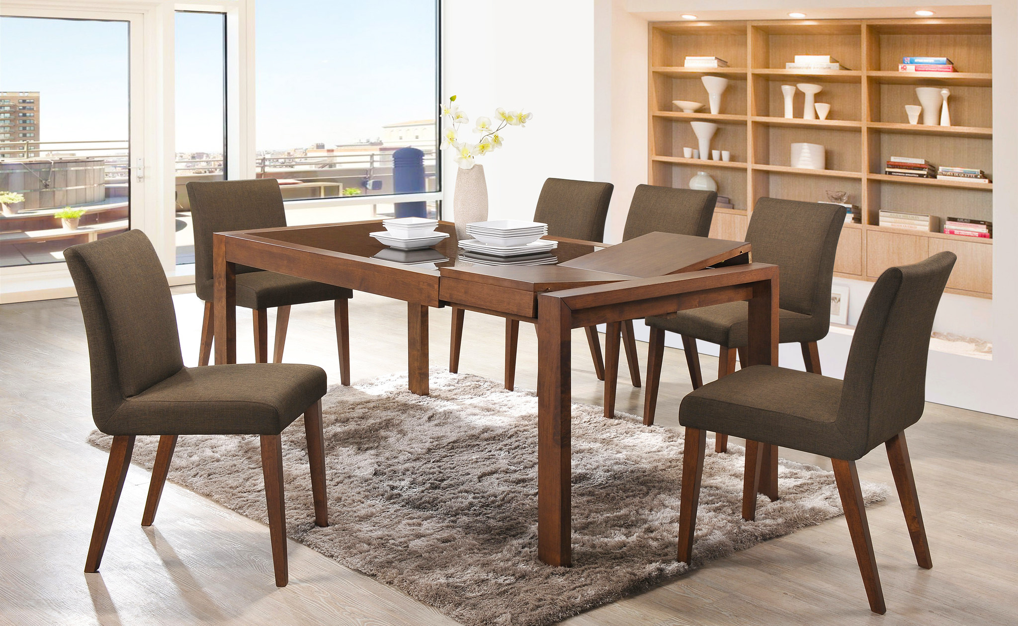 furniture-for-modern-house-in-home-dining-room-furniture-sets-with-four-dining-room-chairs-and-modern-wood-dining-table