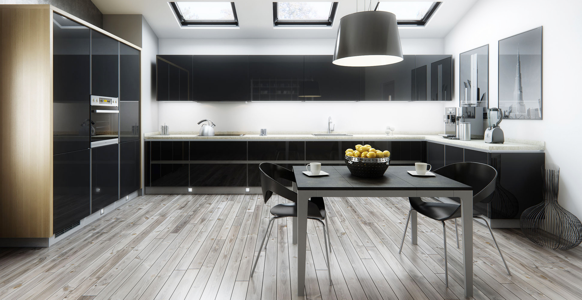 furniture-for-modern-house-with-neutral-color-schemes-for-kitchen-furniture-sets-with-modern-dining-table-interior-design-and-modern-black-kicthen-cabinet-design