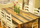 furniture ideas from wood pallet pojects how to make pallet dining table for wood pallet furniture ideas
