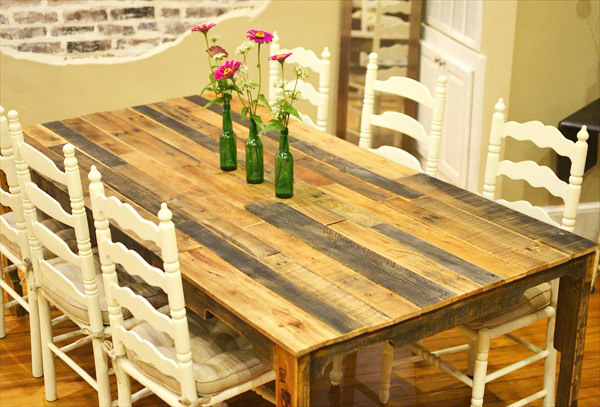 furniture-ideas-from-wood-pallet-pojects-how-to-make-pallet-dining-table-for-wood-pallet-furniture-ideas