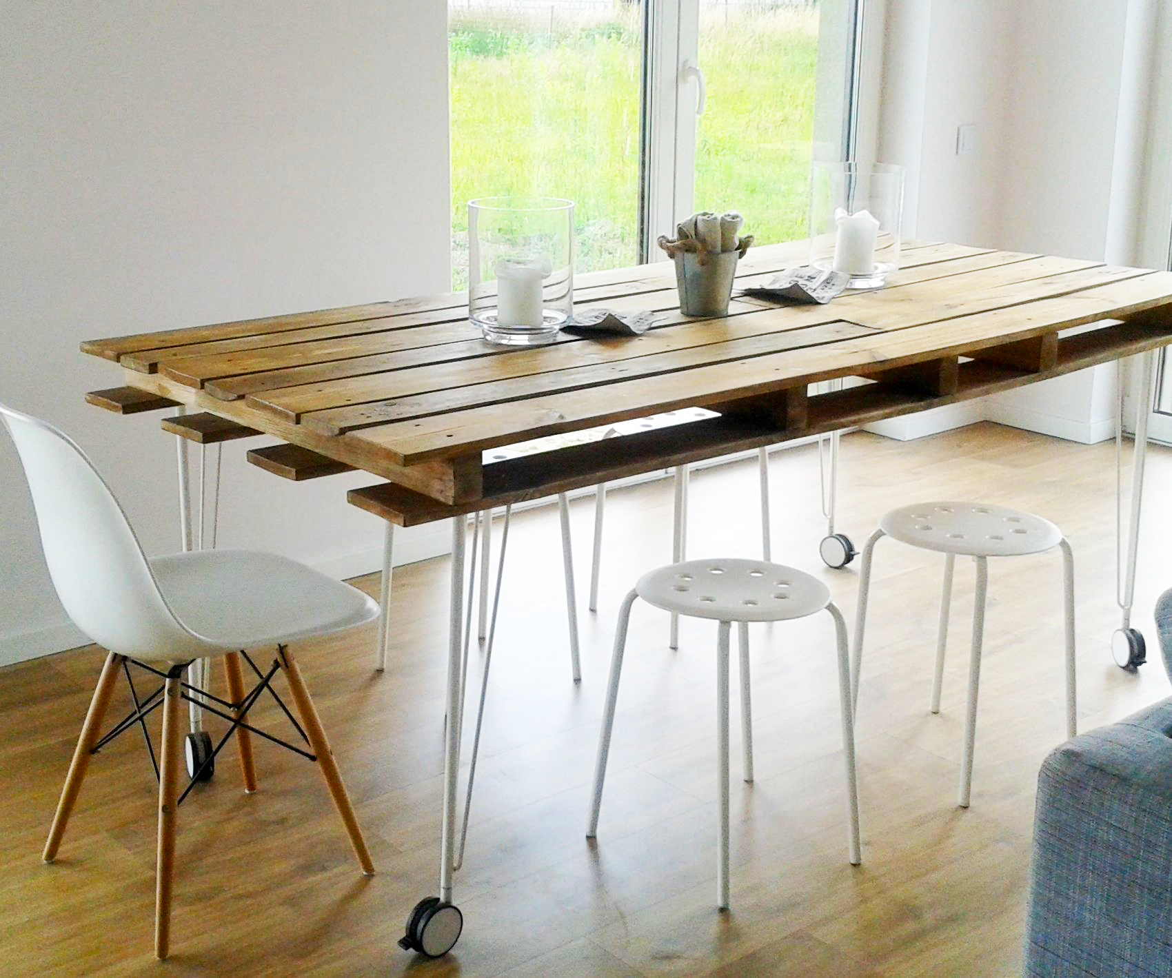 furniture-ideas-from-wood-pallet-project-how-to-make-wood-pallet-dining-table-with-modern-dining-table-pallet-furniture