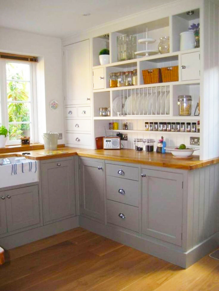 Ideas For Small Kitchens Design Ideas For Wood Country Small Kitchen  Makeover Ideas In White And Gray Small Kitchen Layouts
