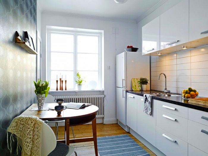 ideas-for-small-kitchens-design-ideas-with-white-small-kitchen-remodeling-ideas-and-half-round-wood-kitchen-tables-small-spaces