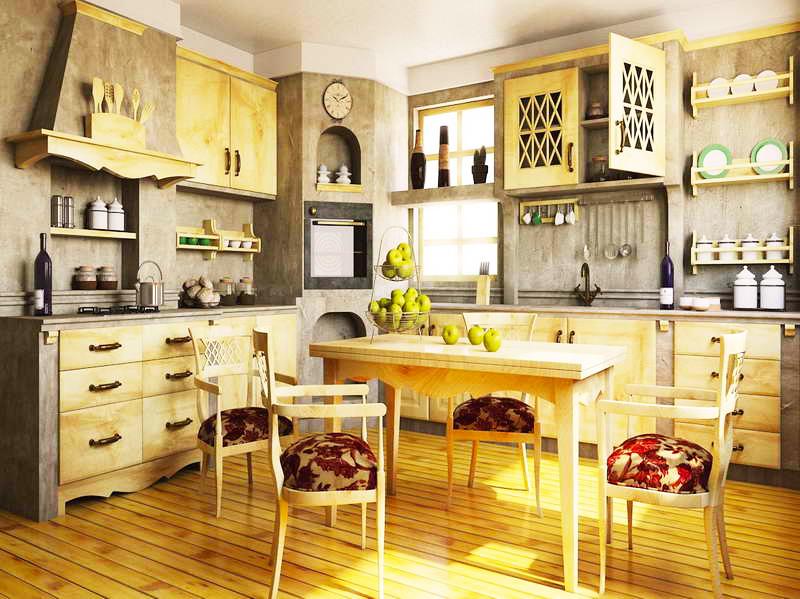 Italian Kitchen Design Ideas Photos ~ Italian kitchen design for small italian kitchen design from pale
