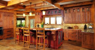 Italian Kitchen Design Ideas For Rustic Italian Galley Kitchens