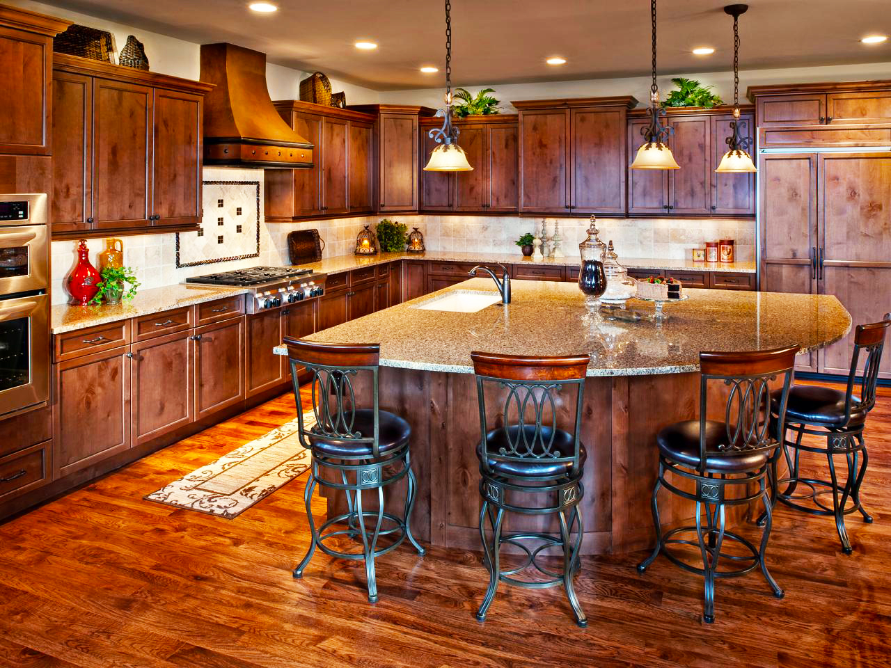 Great italian kitchen designs roy home design for Italian kitchen cabinets