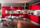 italian kitchen design with great red italian kitchen design pictures in modern italian kitchen cabinet designs