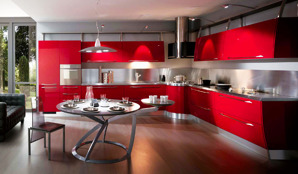 Great italian kitchen designs roy home design for Italian modern kitchen design
