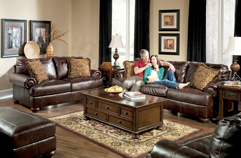 leather-furniture-for-living-room-furniture-leather-sofas-and-wood-rustic-coffee-table-in-luxury-home-furniture-decorations