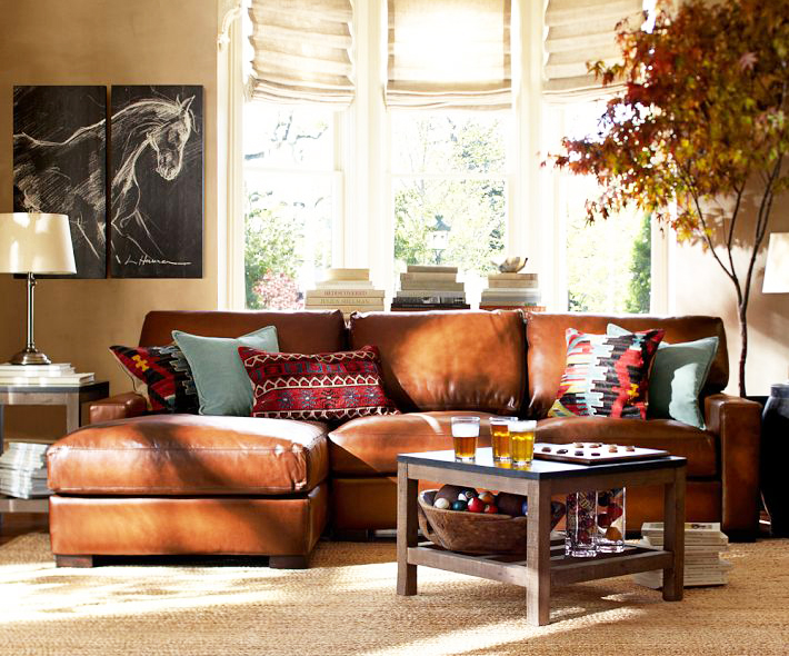 leather-furniture-ideas-in-rustic-leather-sectionals-sofa-living-room-furniture-sets-with-square-wooden-coffee-table
