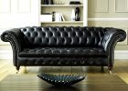 leather furniture in black tufted leather sofas for luxury living room furniture sets and wood coffee table furniture decorations
