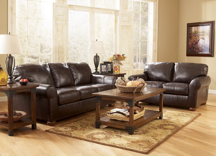 leather-furniture-with-dark-brown-leather-sofas-living-room-furniture-sets-with-wood-coffee-table-ideas
