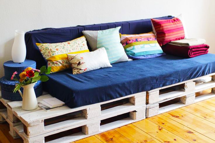 Sofa Ideas From Pallet