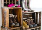 pallet storage furniture as a storage solution for shoe racks mudroom with easy and cheap storage cabinet in home