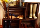 pallet storage furniture with rustic pallet furniture for shoe rack pallet ideas