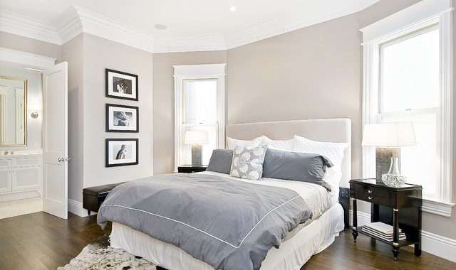 Best Neutral Bedroom Paint Colors Contemporary - Decorating Design ...