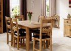 rustic oak furniture dining sets for dining room wood furniture store in home furnishing
