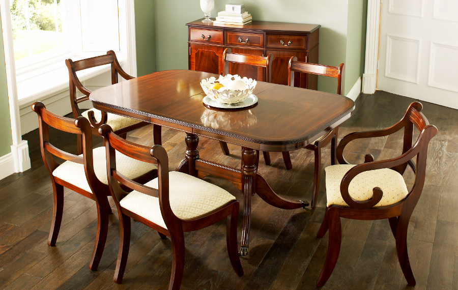 the-best-wooden-furniture-material-for-rustic-dining-room-set-with-mahogany-wood-dining-room-furniture-decoration