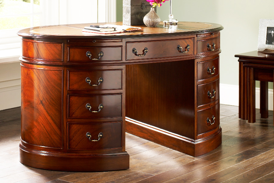 the-best-wooden-furniture-material-with-mahogany-wood-material-luxury-desk-home-office