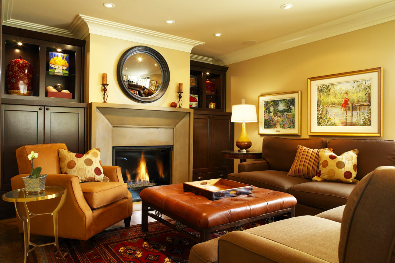Warm colours for living room - Room paint design colors ...