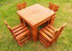 wooden pallet dining sets for kids furniture how to make wooden pallet dining table sets ideas