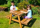 wooden pallet for childrens picnic tables with pallet furniture plans with pallet furniture how to make pallet kids picnic table design for wood pallet outdoor furnitures