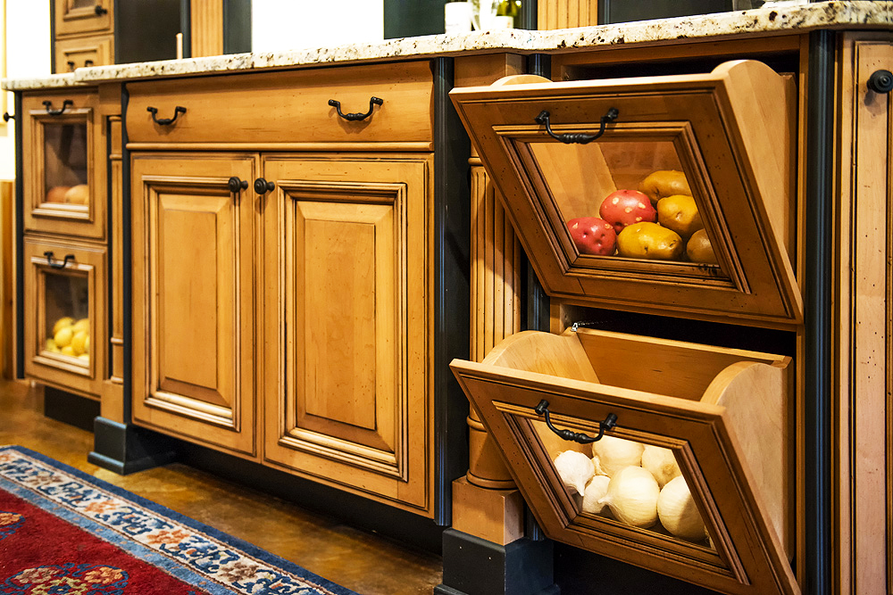 custom-kitchen-cabinets-design-with-kitchen-cabinet-doors-refacing-from-oak-wood-custom-kitchen-cabinet