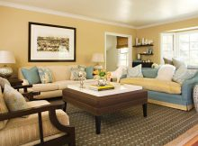 area rugs for living room with colorful striped rugs ideas