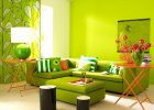 awesome green living room with small wooden table lamps ideas