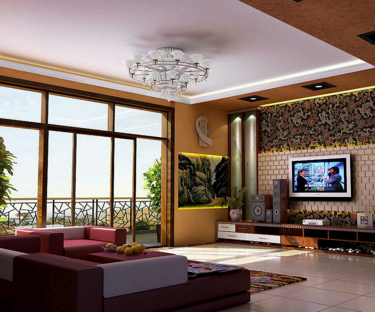 Modern formal living room sets ideas roy home design for Modern home living room