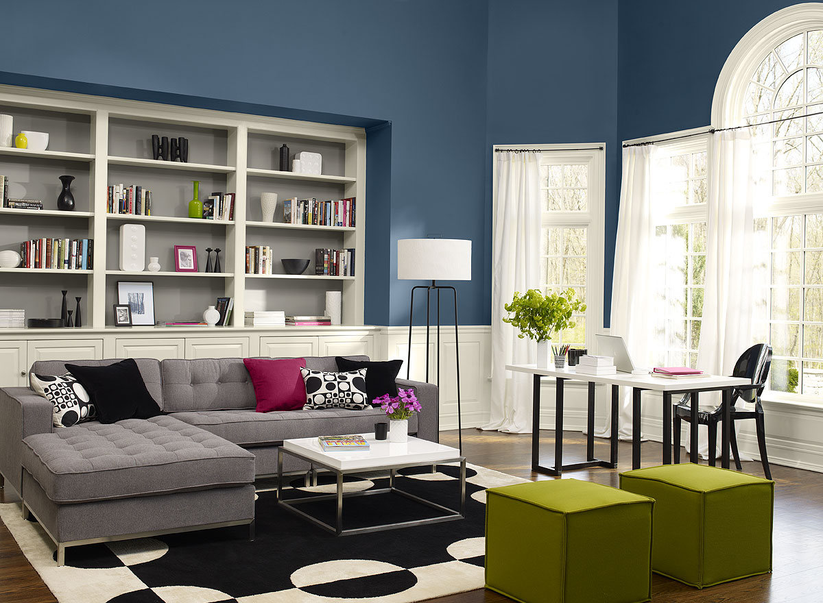 What Is A Popular Color For A Living Room