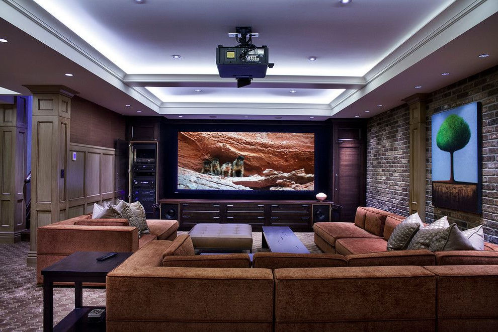 Best Living Room Ideas On A Budget To Decorate A Living Room Theater Design