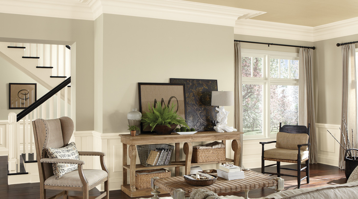 best white paint color for contemporary living room paint colors